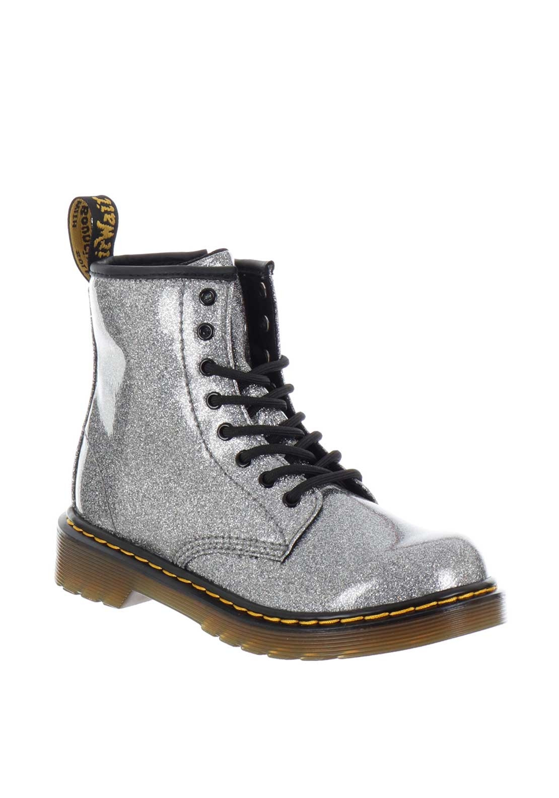 Dr. Martens Youth Girls Glitter Boots