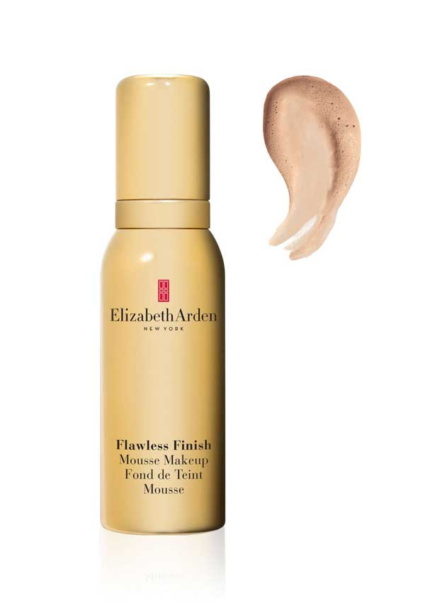 Elizabeth Arden Flawless finish Mousse Foundation, Beige 40