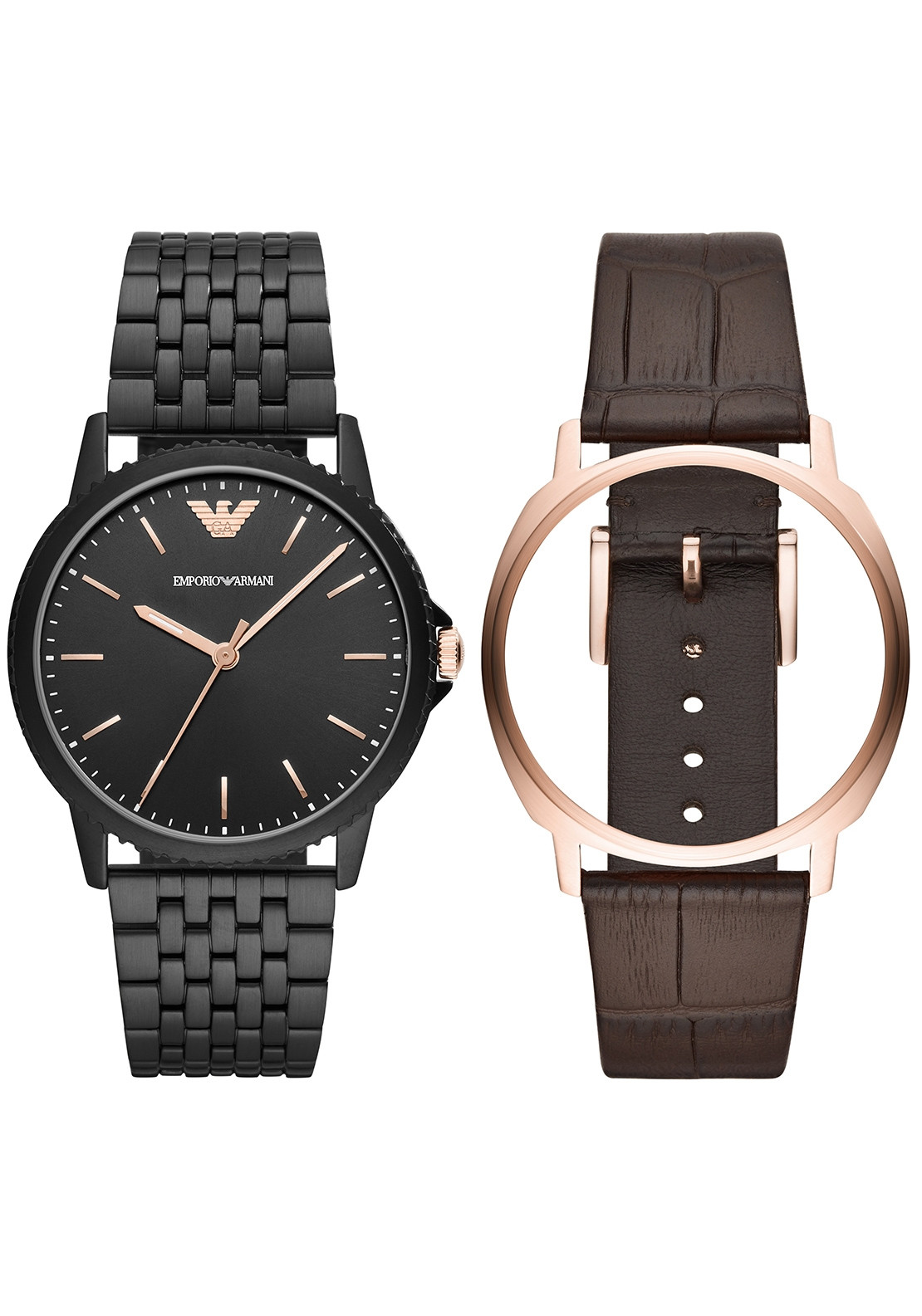 Emporio Armani Interchangeable Straps Set