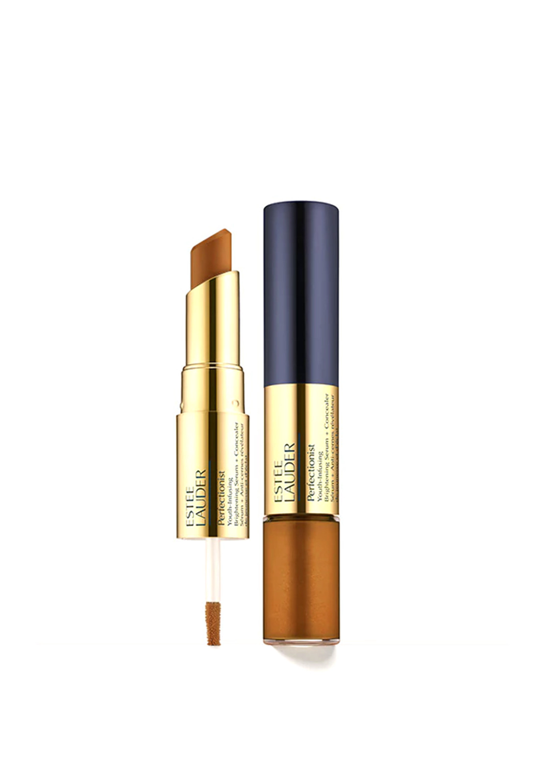 Estee Lauder Perfectionist Youth-Infusing Brightening Serum & Concealer, Extra Deep Neutral