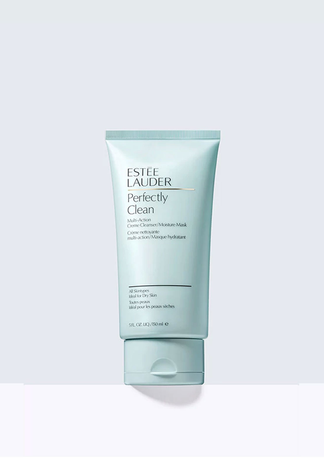 Estee Lauder Perfectly Clean Multi-action Cream Cleanser / Moisture Mask 150ml