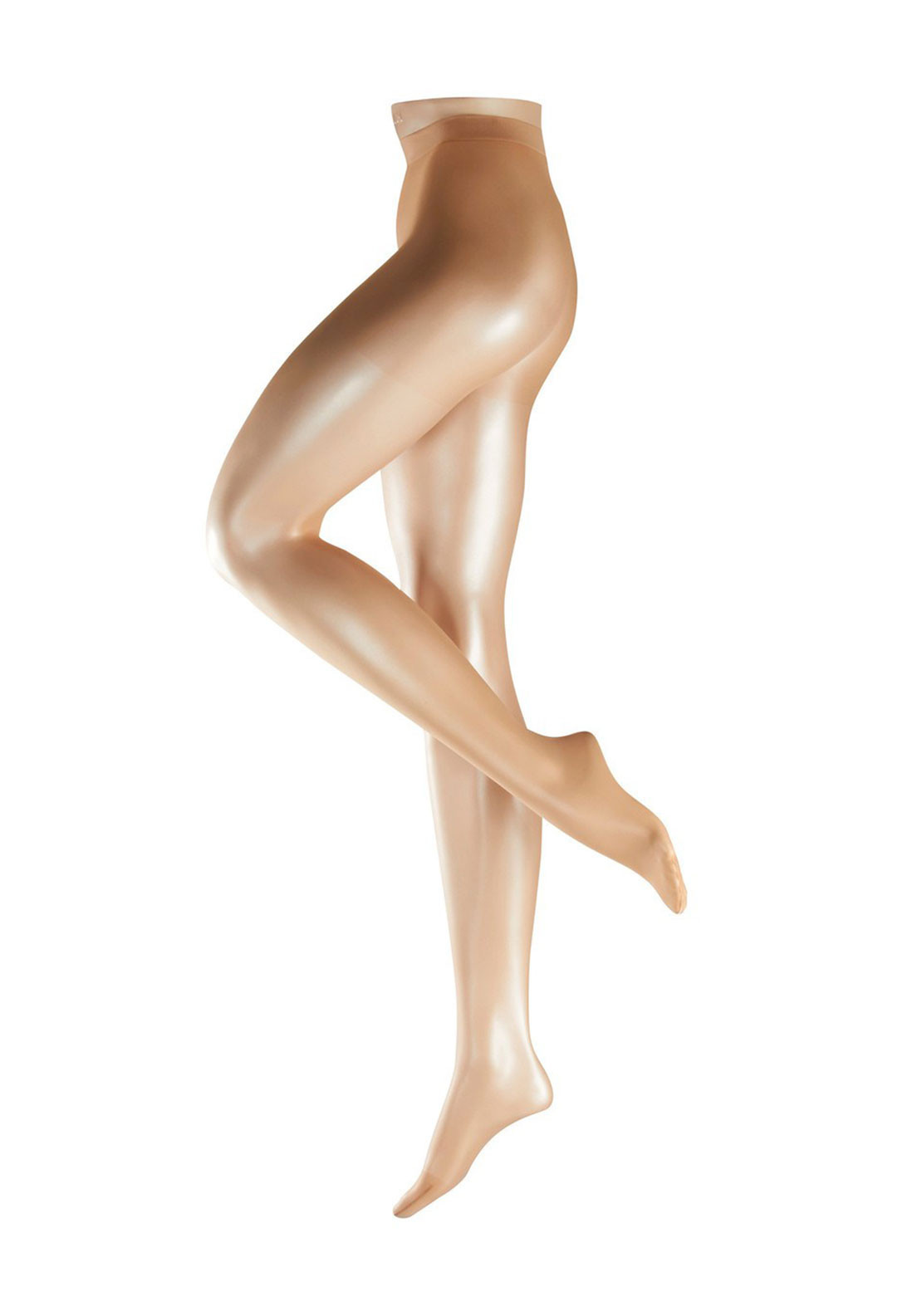 Falke Invisible Deluxe 8 Denier Tights, Cocoon