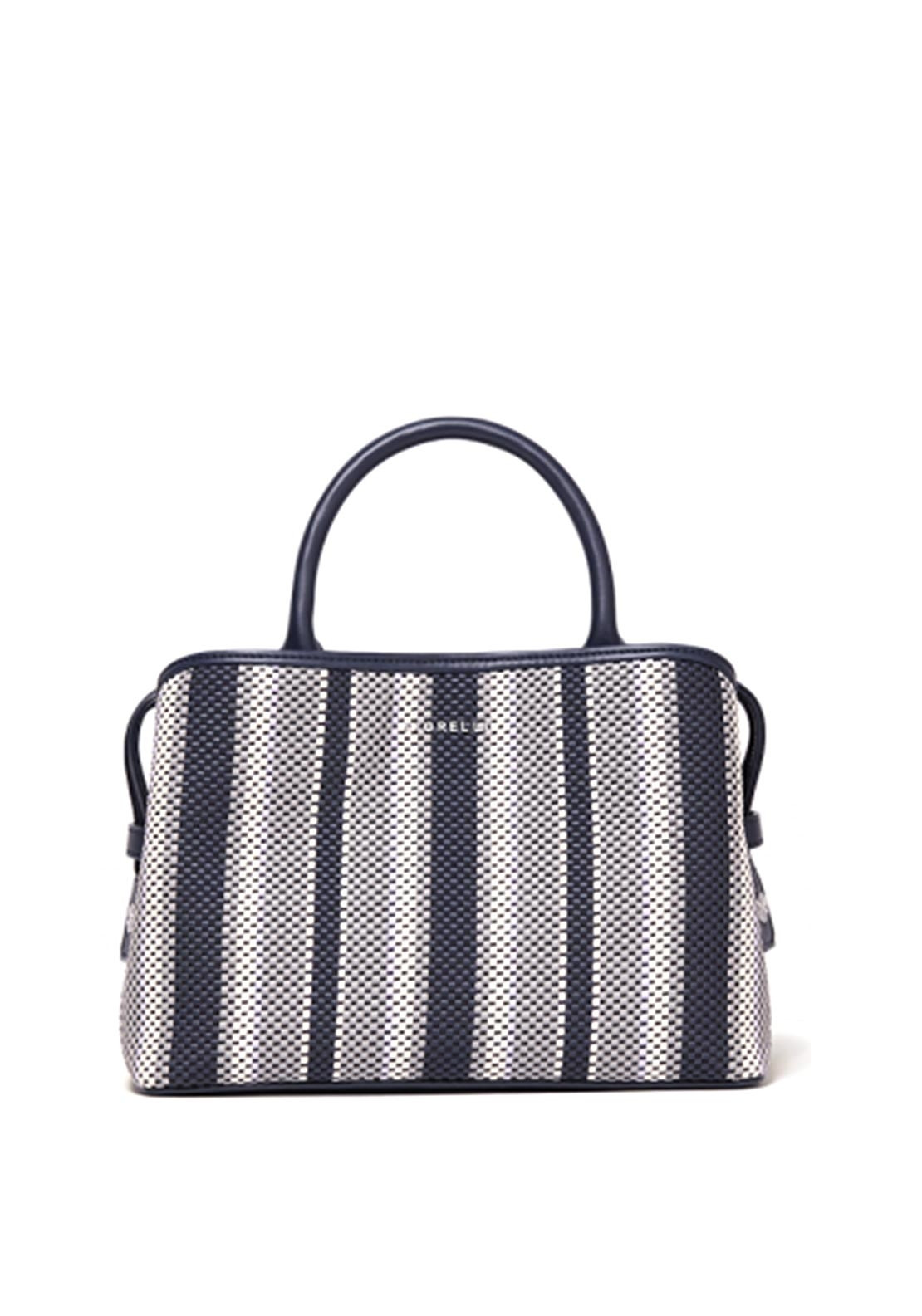 239c2dcff60c Fiorelli Bethnal Weave Mix Grab Bag, Navy. Be the first to review this  product