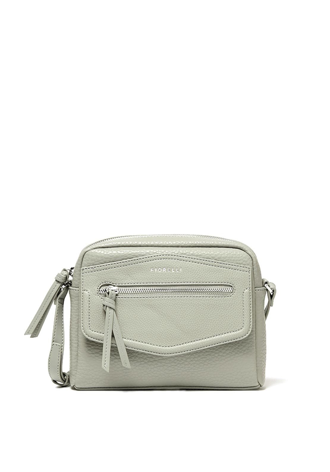 Fiorelli Fiona Zip Top Crossbody Bag, Wild Mint   McElhinneys c4a3ee7069