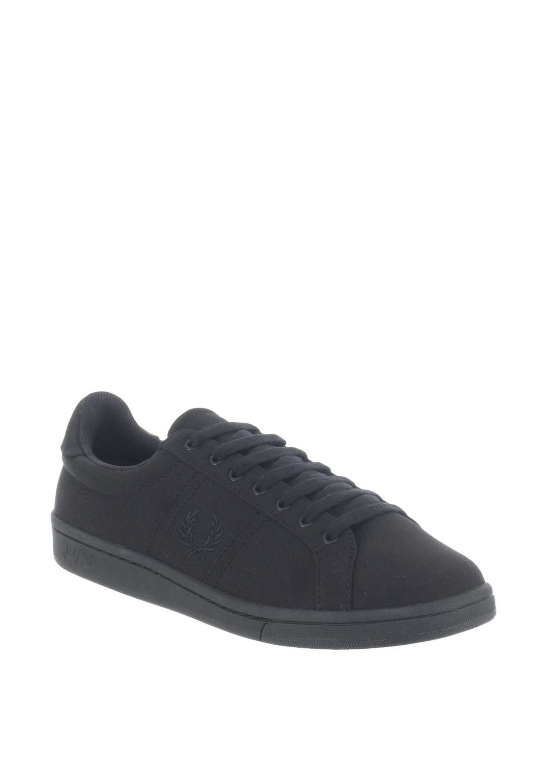 Fred Perry Tricot Canvas Trainers