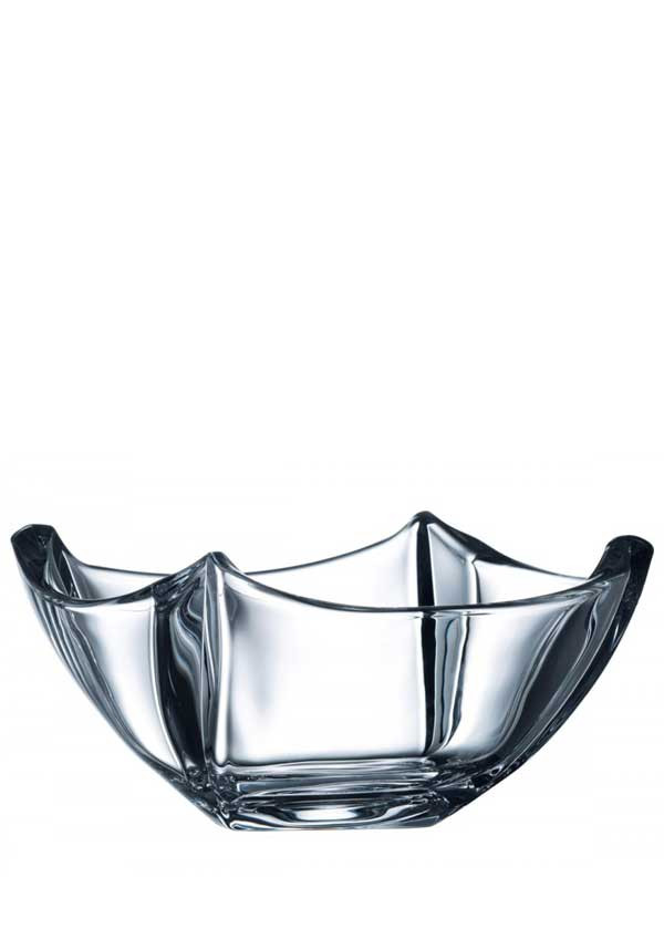 Galway Crystal Dune Party Bowl