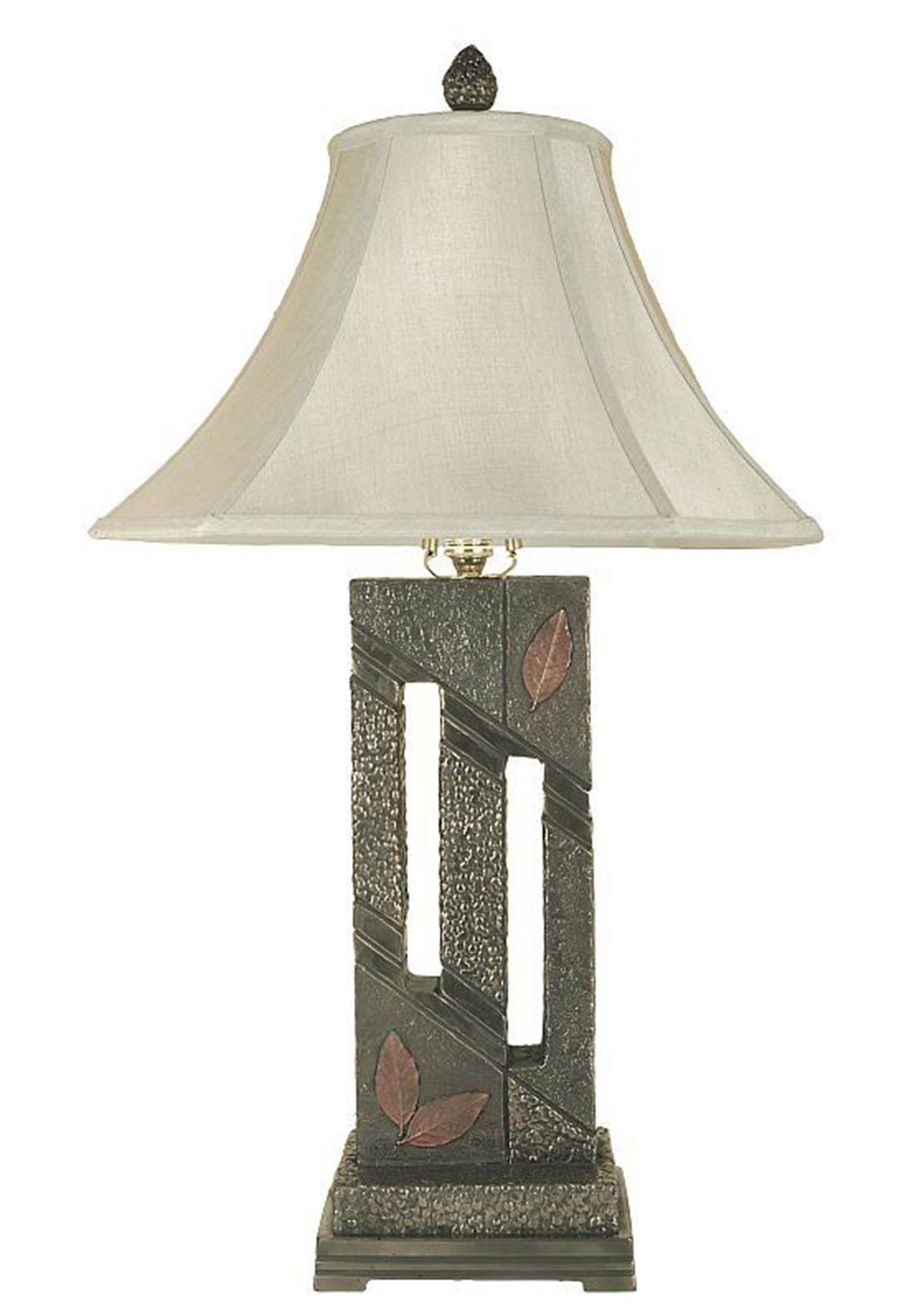 Genesis Autumn Collection Lamp Twin Slot