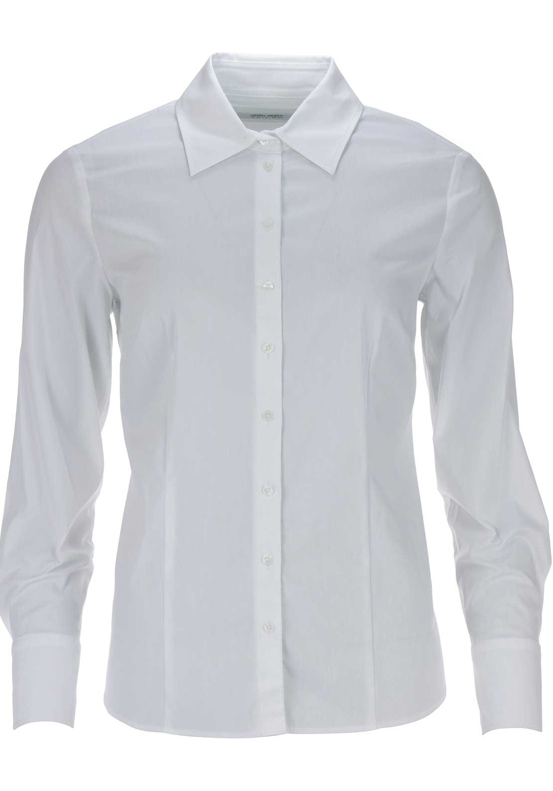 Gerry Weber Long Sleeve White Shirt