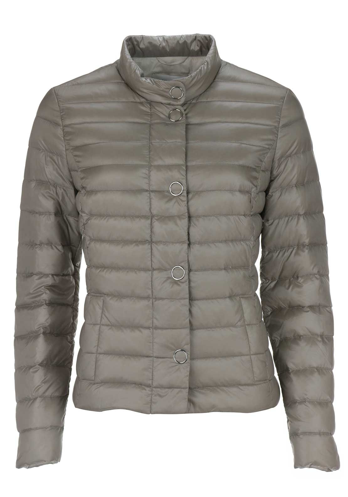 Gerry Weber Down Filling Jacket, Grey