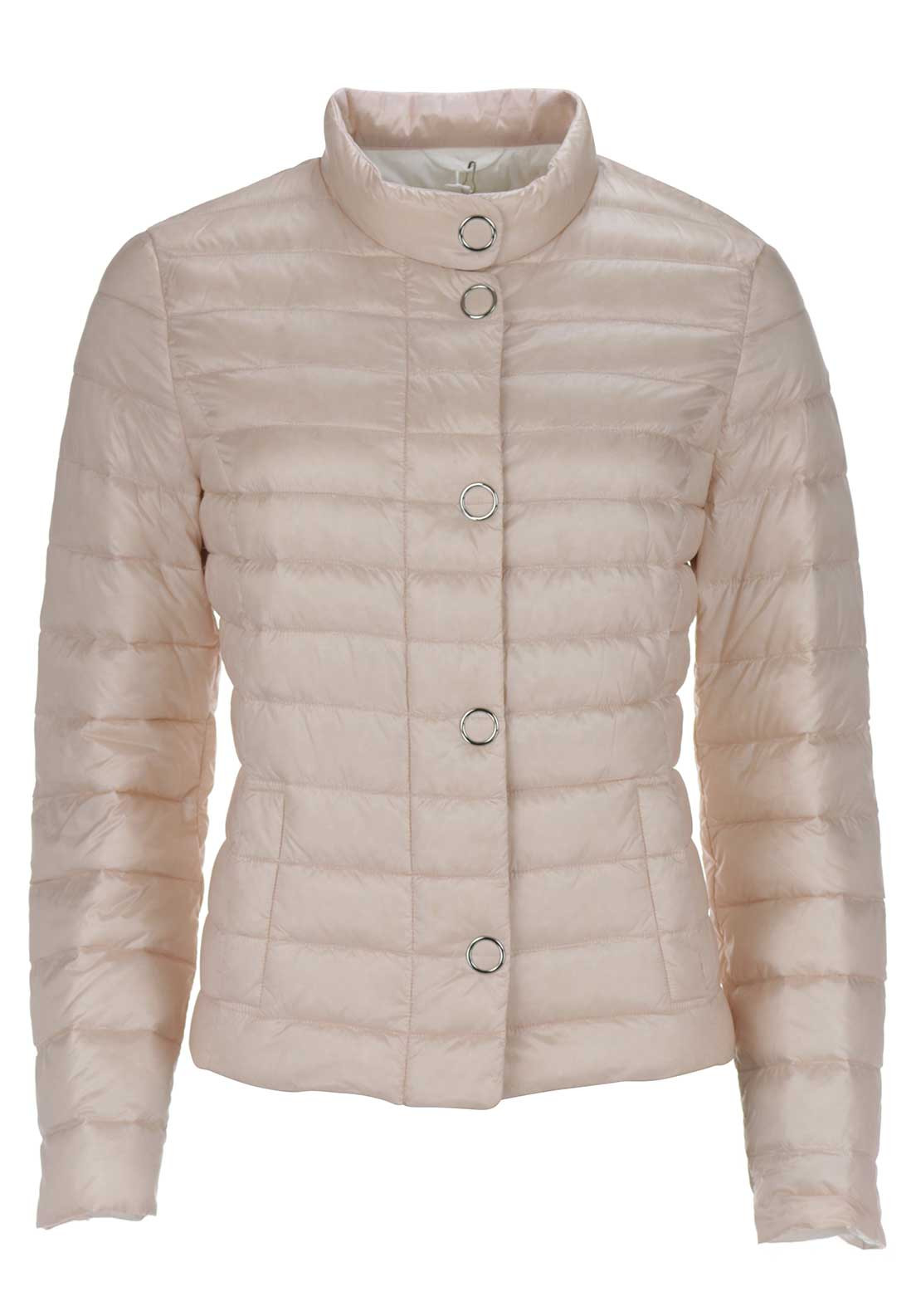 Gerry Weber Casual Padded light Jacket. Pink