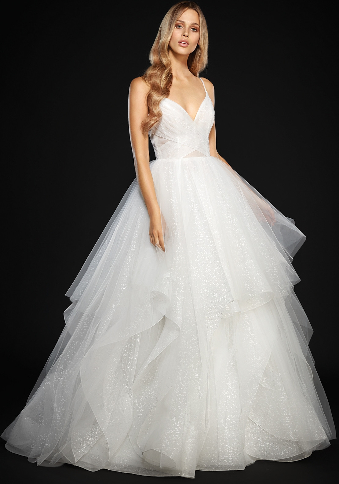 Hayley Paige Chandon Wedding Dress (6709)