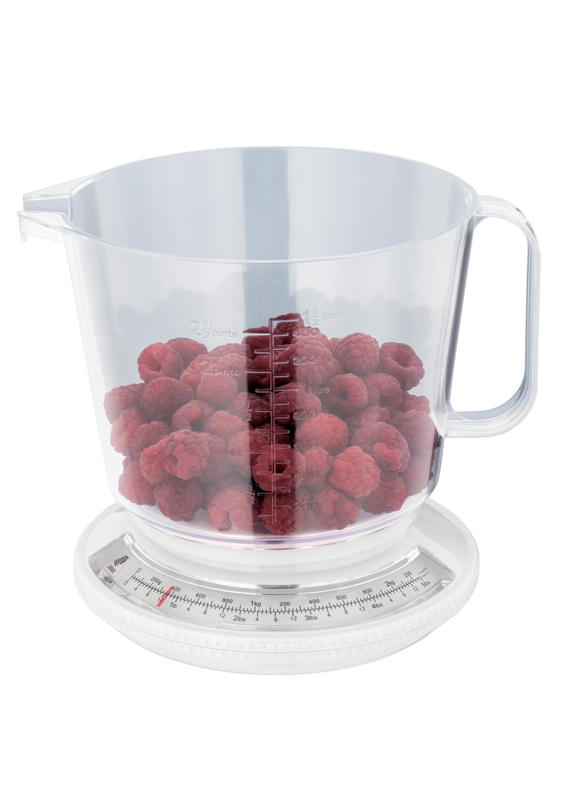 Judge 2.2kg Jug Kitchen Scales