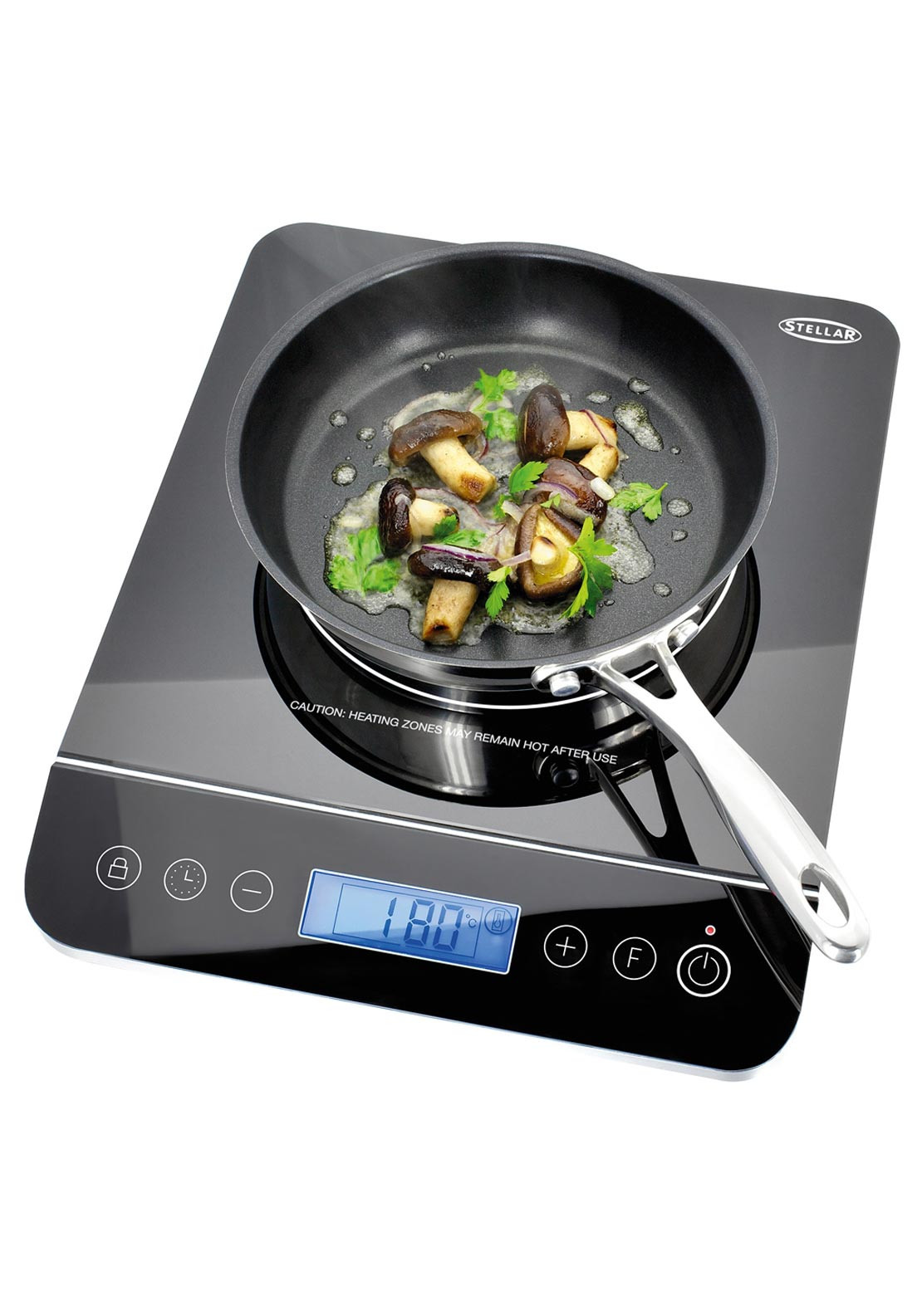 Stellar Touch Control Portable Induction Hob
