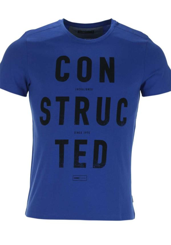 Jack & Jones Core Rough Text T-Shirt