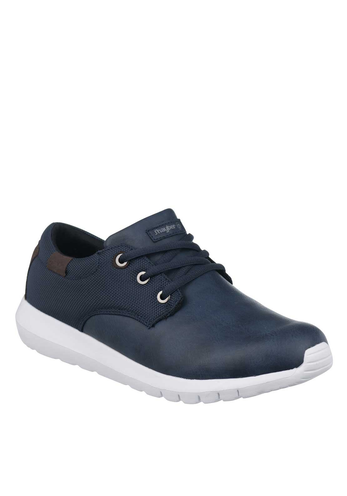 J'hayber Mens Chabeta Trainers, Navy