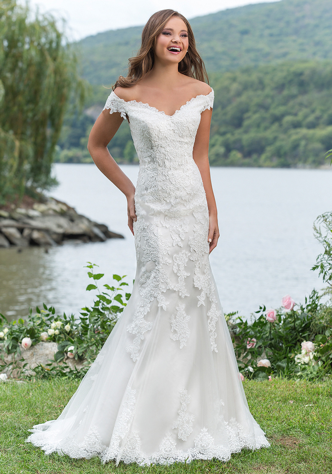 f7a3d901cf Sweetheart 6155 Wedding Dress. Be the first to review this product