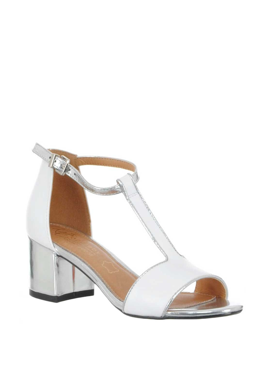 8a1343f4f11 Kate Appleby Barnet Block Heel Sandals