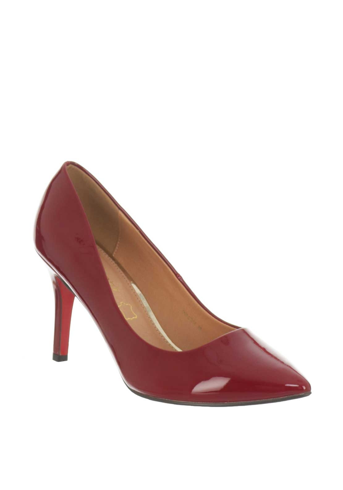 Red Sole Shoes Appleby