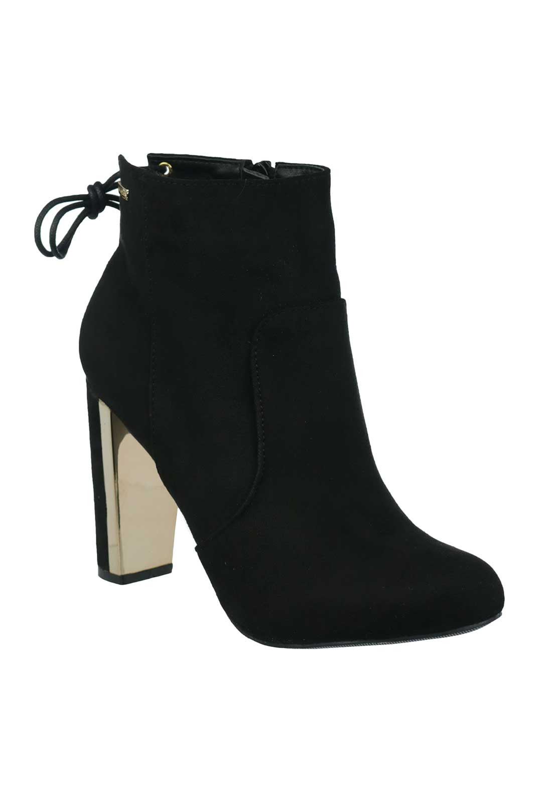 Kate Appleby Boden Way Suede Ankle Boots, Black