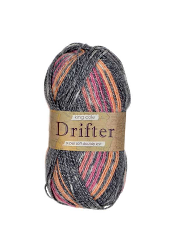 King Cole Drifter Super Soft Double Knit, 1359 California
