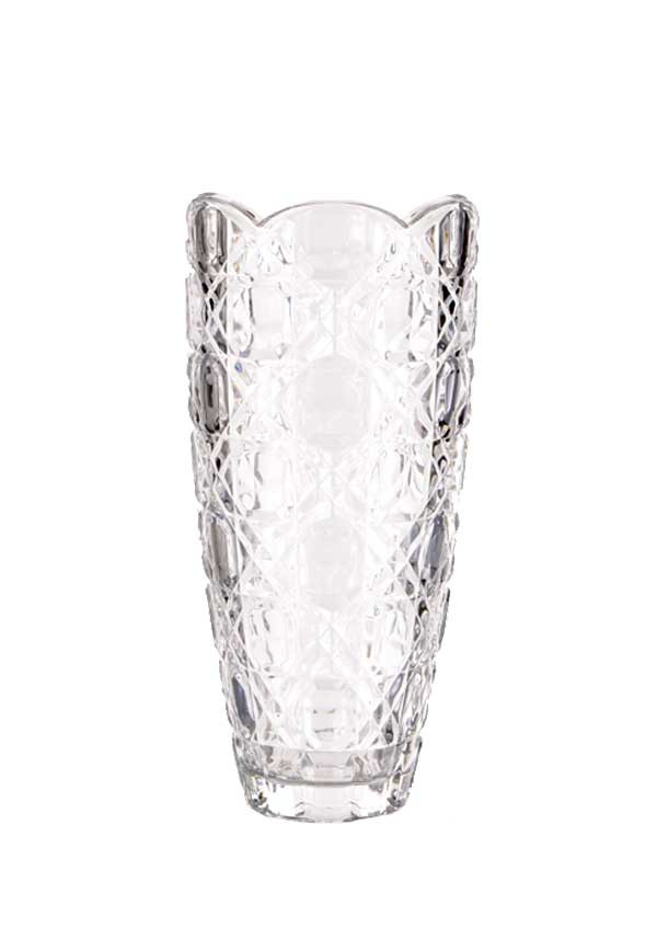 Killarney Crystal Radiance Vase, 12""