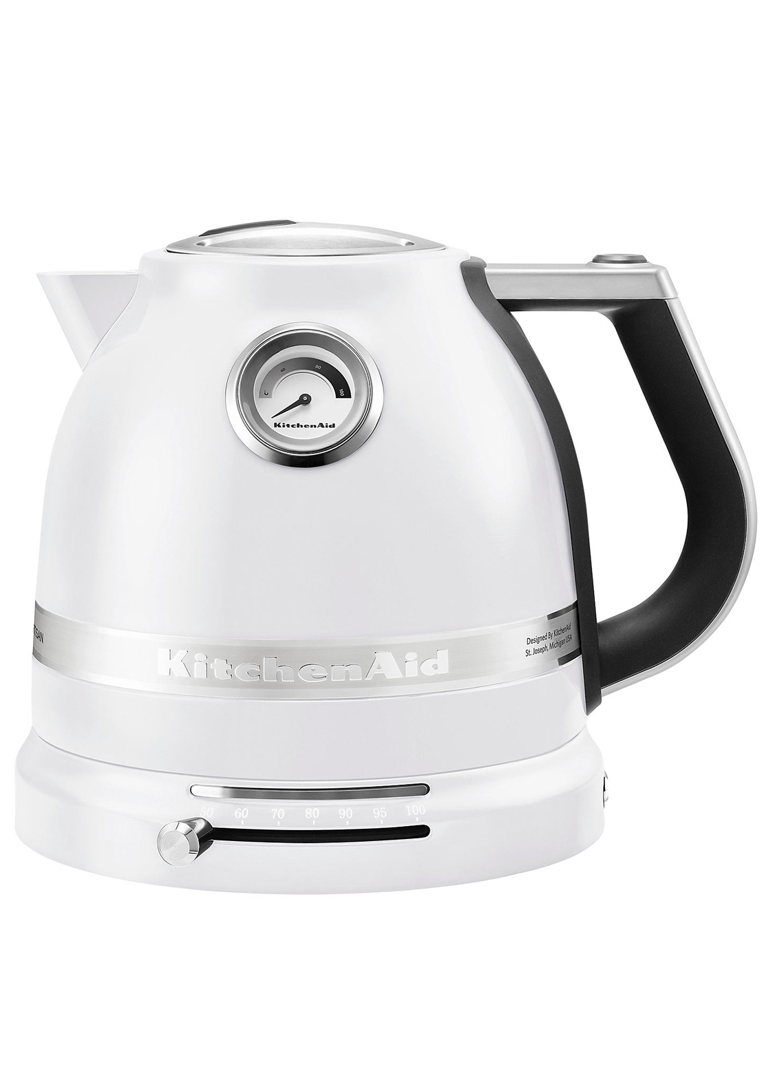 KitchenAid Artisan 1.5L Kettle, Frosted Pearl
