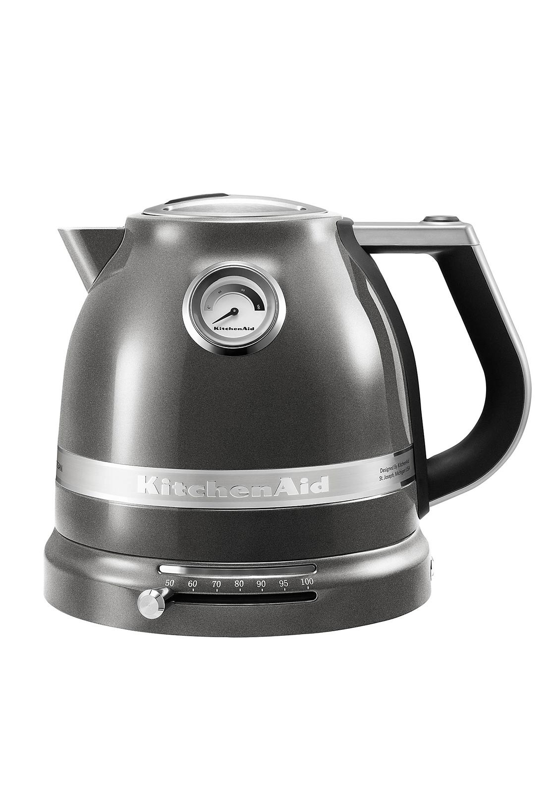 KitchenAid Artisan Kettle, Medallion Silver 1.5L
