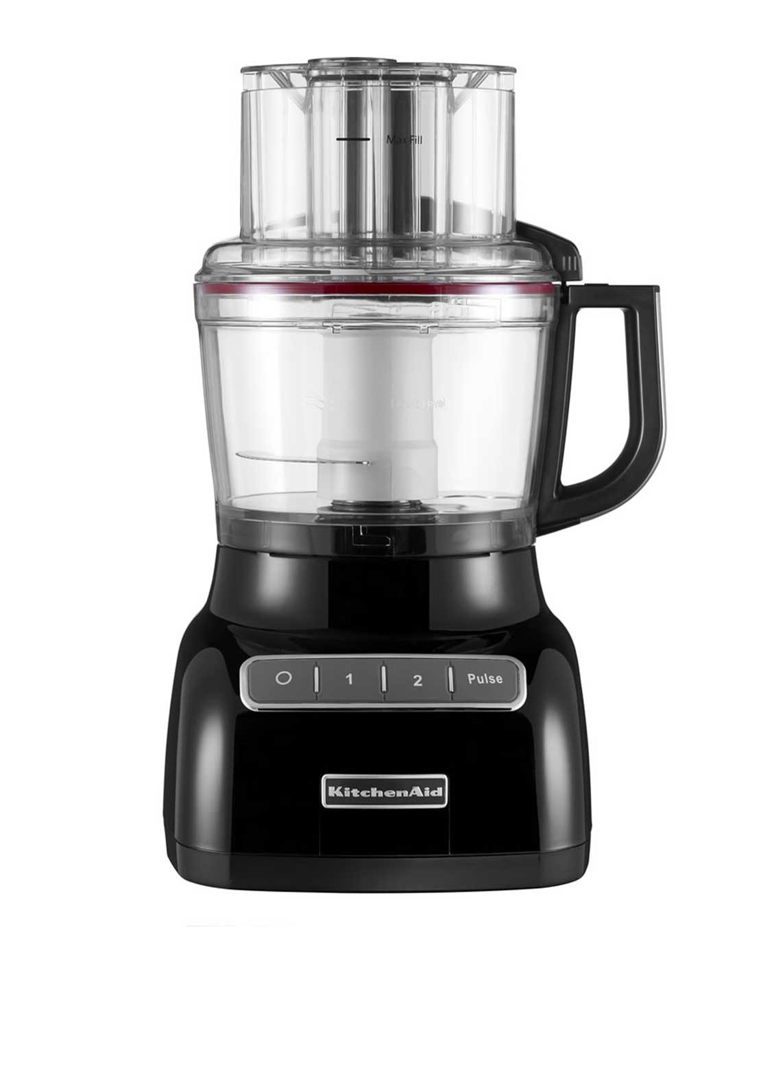 KitchenAid 3.1 Litre Food Processor, Onyx Black