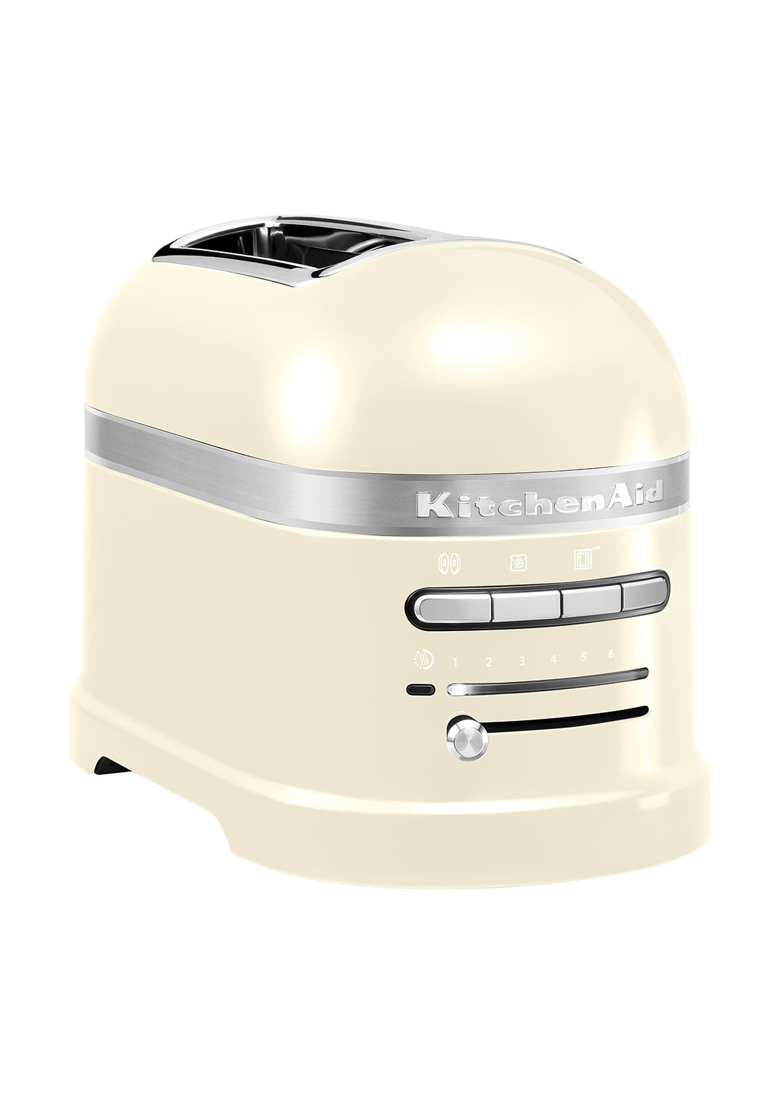KitchenAid Artisan 2 Slice Toaster, Almond Cream