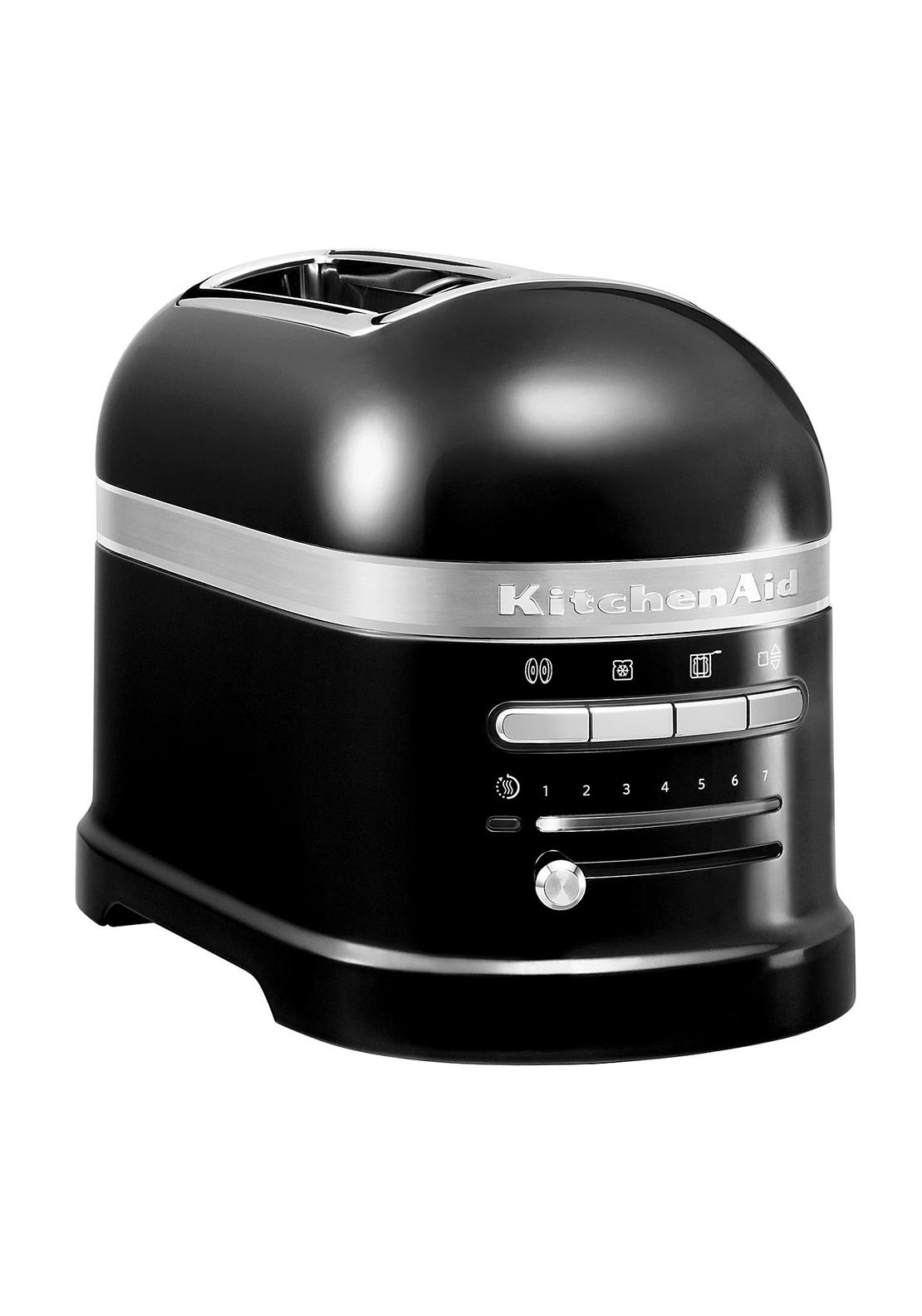 KitchenAid Artisan Two Slice Toaster, Onyx Black