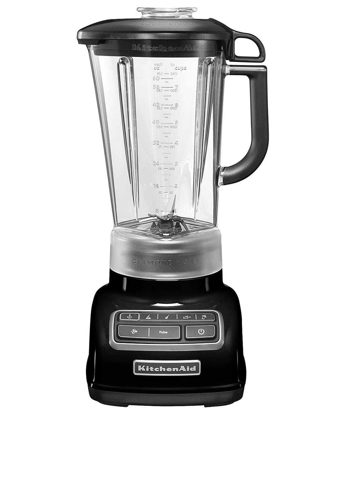 KitchenAid Diamond Blender 1.75L, Black