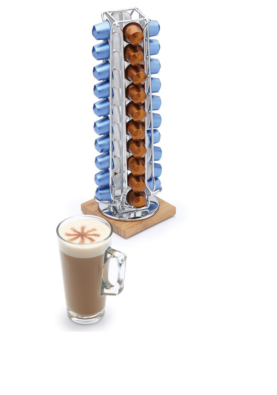 Le Xpress 40 Coffee Capsule Dispenser