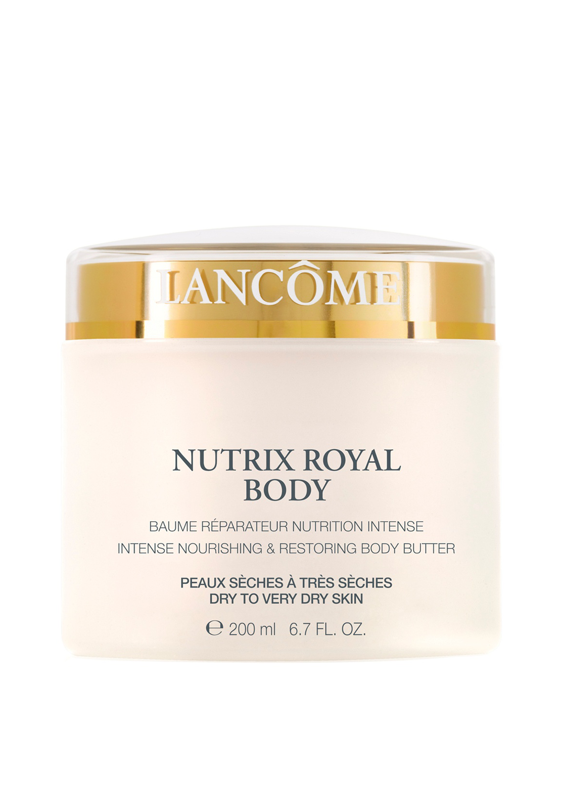 Lancome Nutrix Royal Body Intense Nourishing & Restoring Body Butter, 200ml