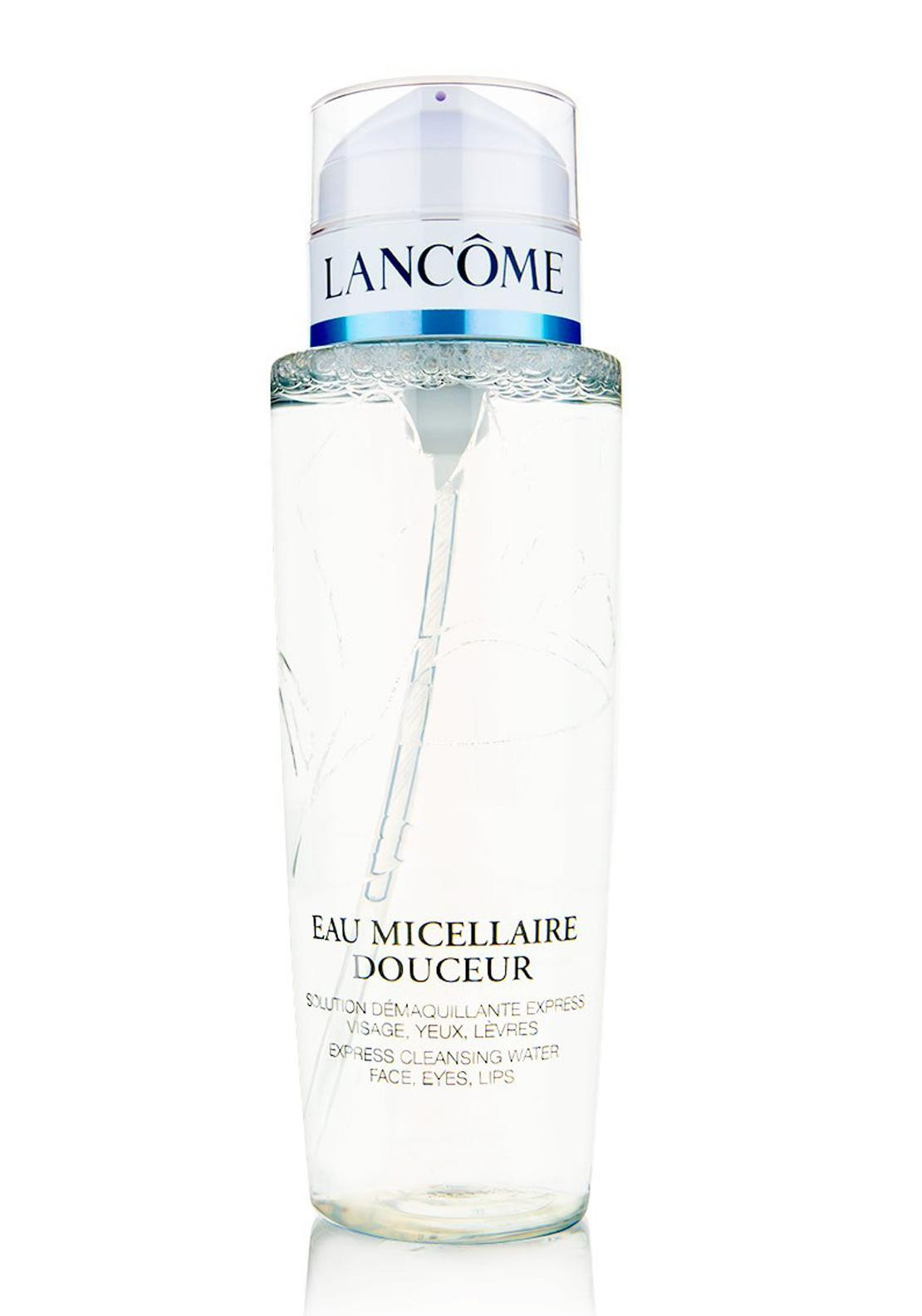 Lancome Eau Micellaire Douceur Cleansing Water Face Eyes Lips 400ML Lancome