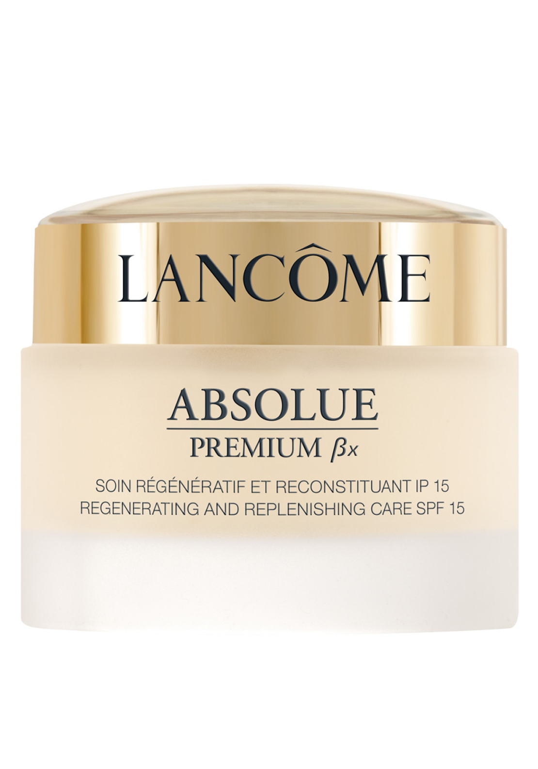 Lancome Absolue Premium with Regenerating and Replenishing Care with SPF15, 50ml