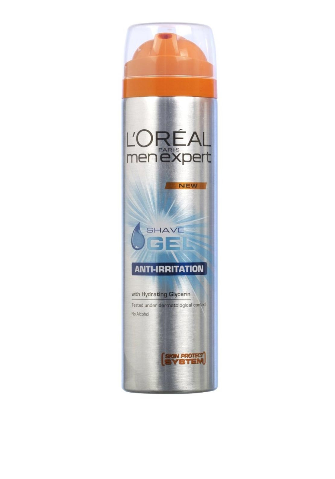 L'Oreal Men Expert Anti-Irritation Shave Gel, 200ml