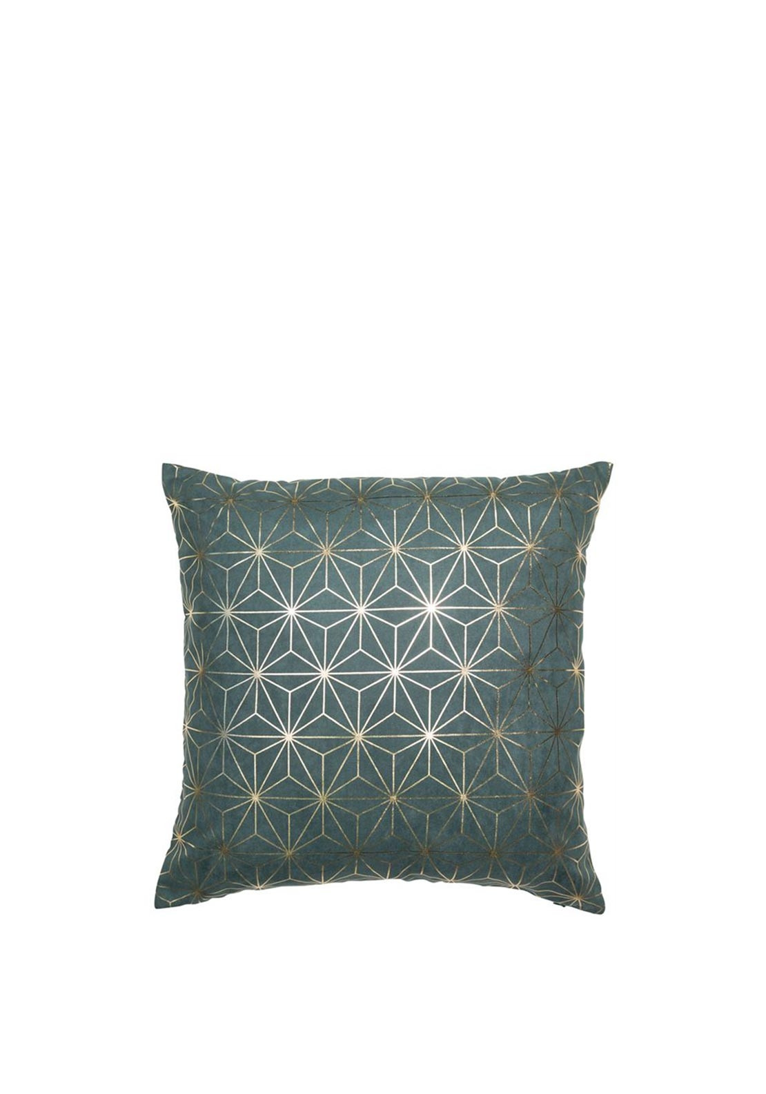 Malini Starlight Teal Cushion