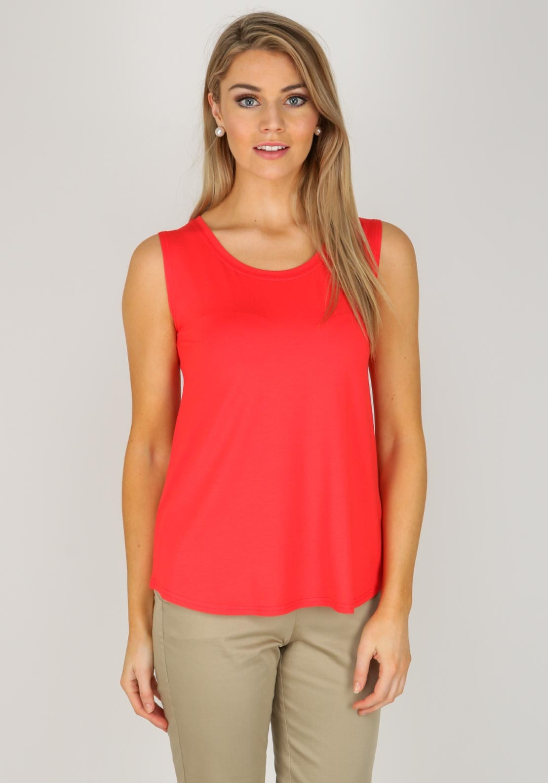 ae7f155384cad9 Masai Elisa Relaxed Fit Vest Top