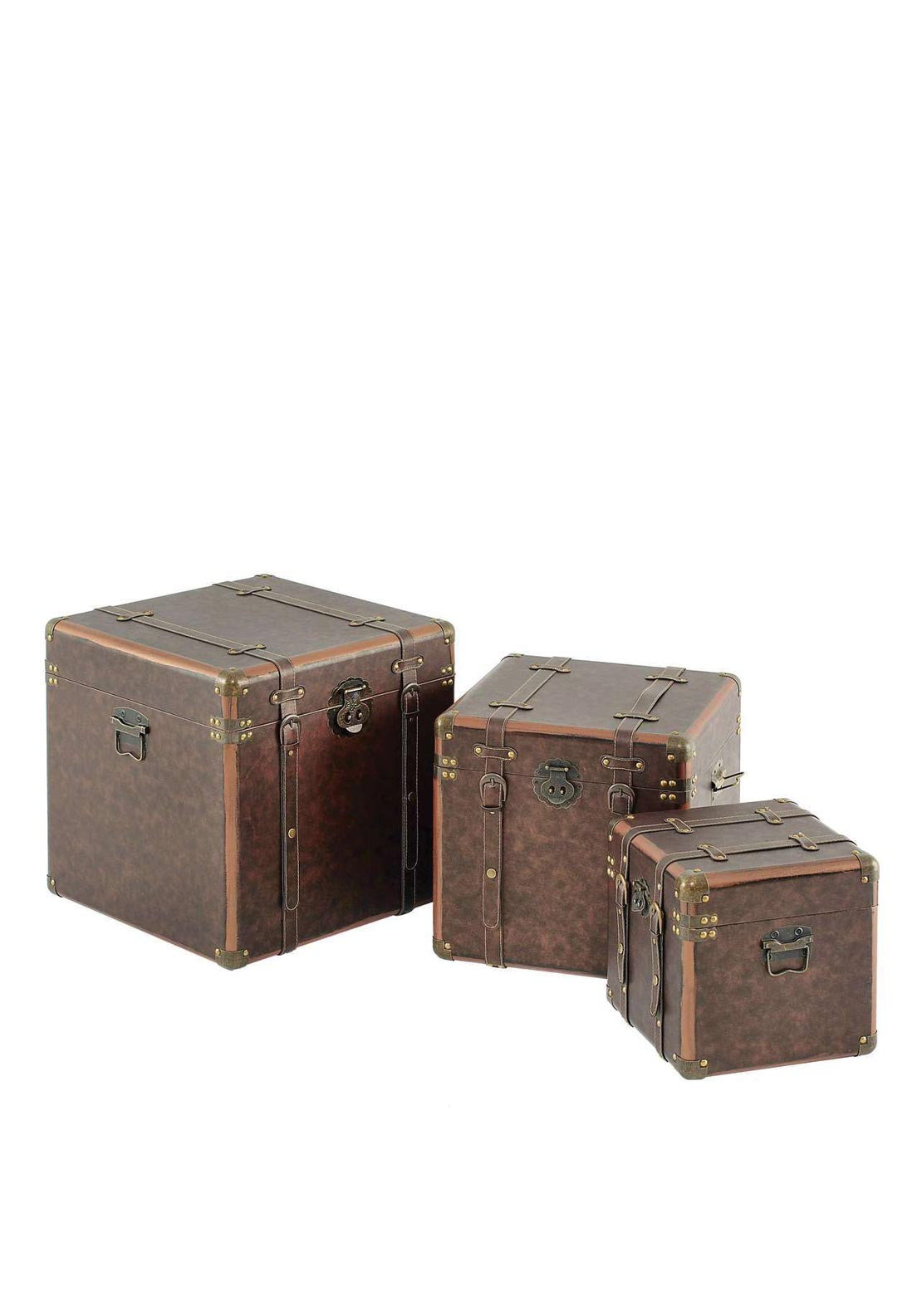 Mindy Brownes Chest Tables, Set Of 3