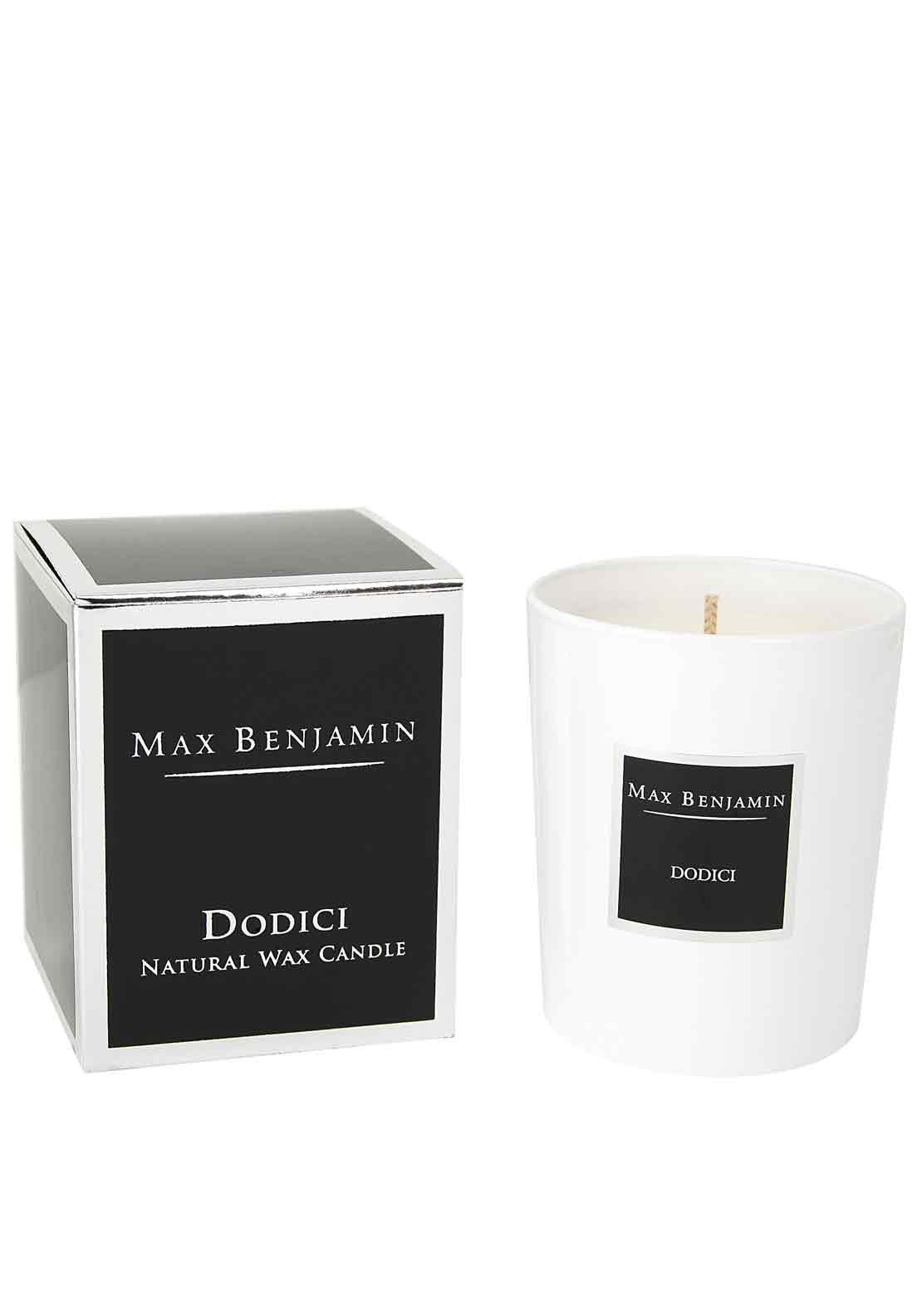 Max Benjamin Dodici Scented Candle