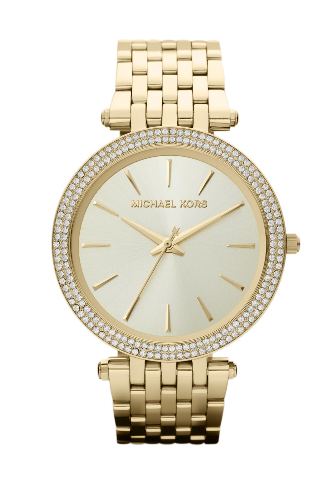 Michael Kors Womens Darci Watch, Gold
