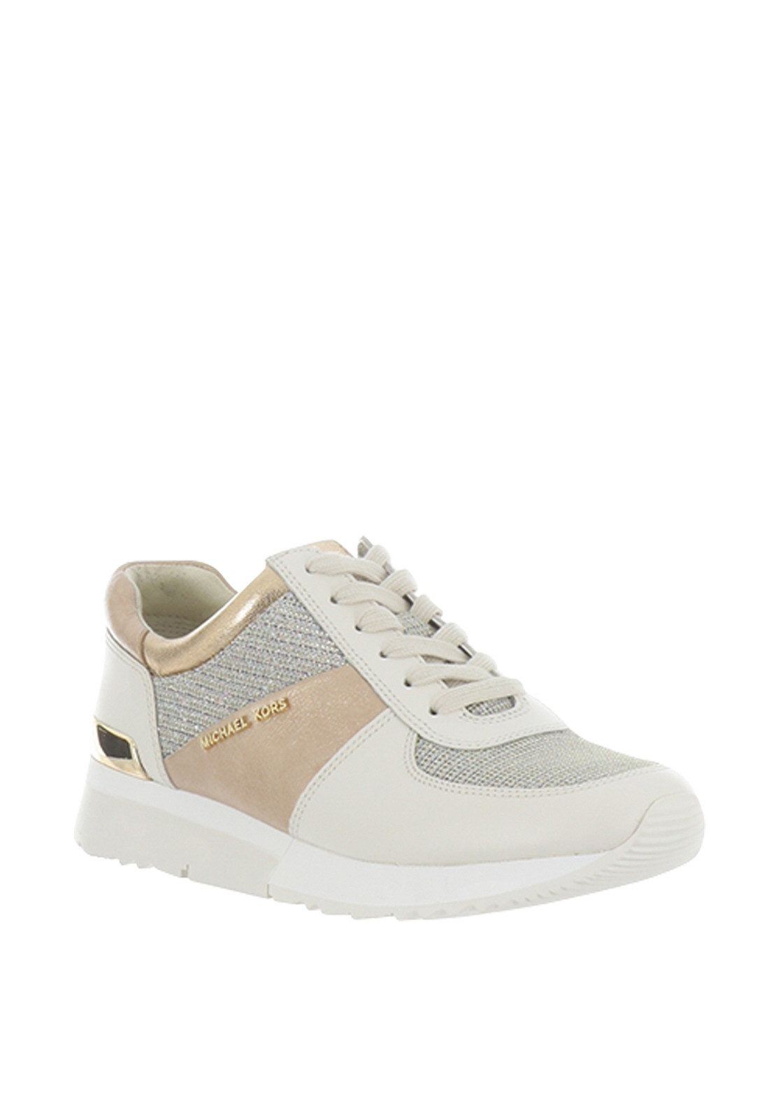 44d2d33608f55b MICHAEL Michael Kors Allie Trainers, Gold. Be the first to review this  product