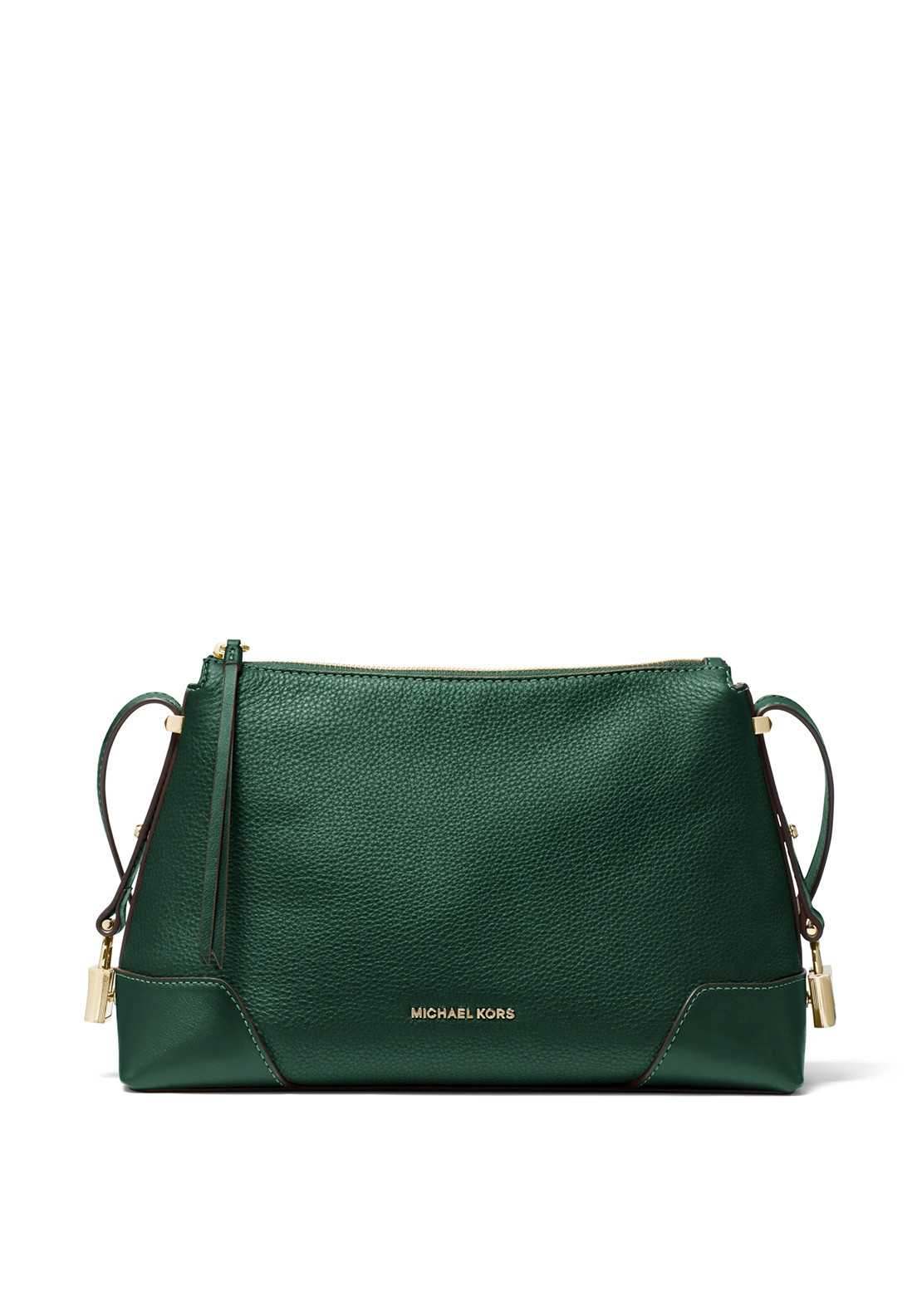 f26beb6474de Be the first to review this product. MICHAEL Michael Kors Crosby Medium Leather  Shoulder Bag