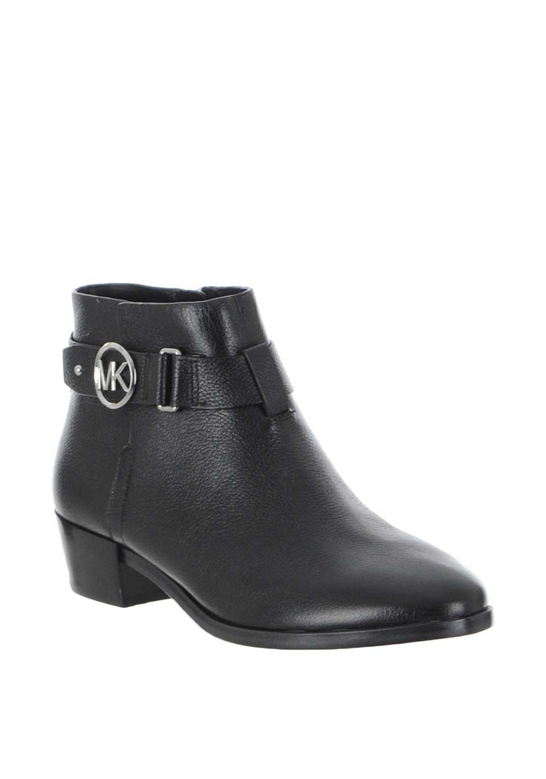 46960fb28489 MICHAEL Michael Kors Harland Leather Boots