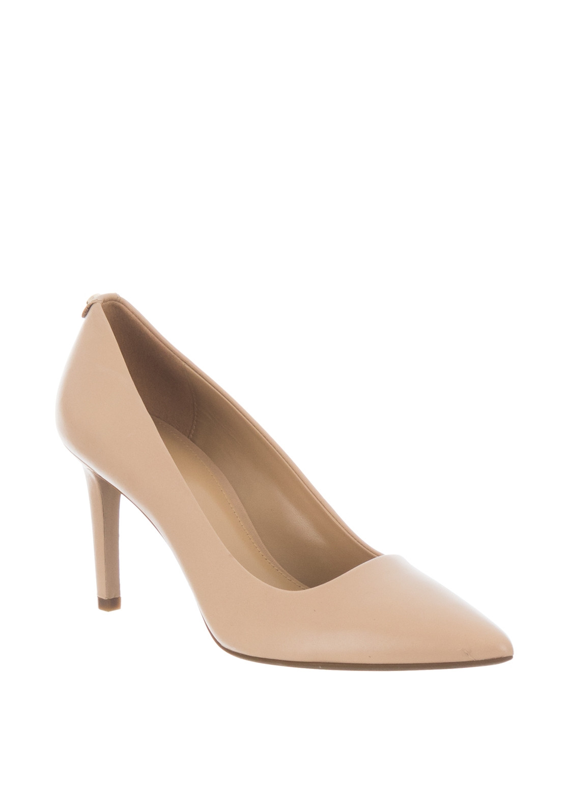 MICHAEL Michael Kors Womens Dorothy Court Shoes, Nude