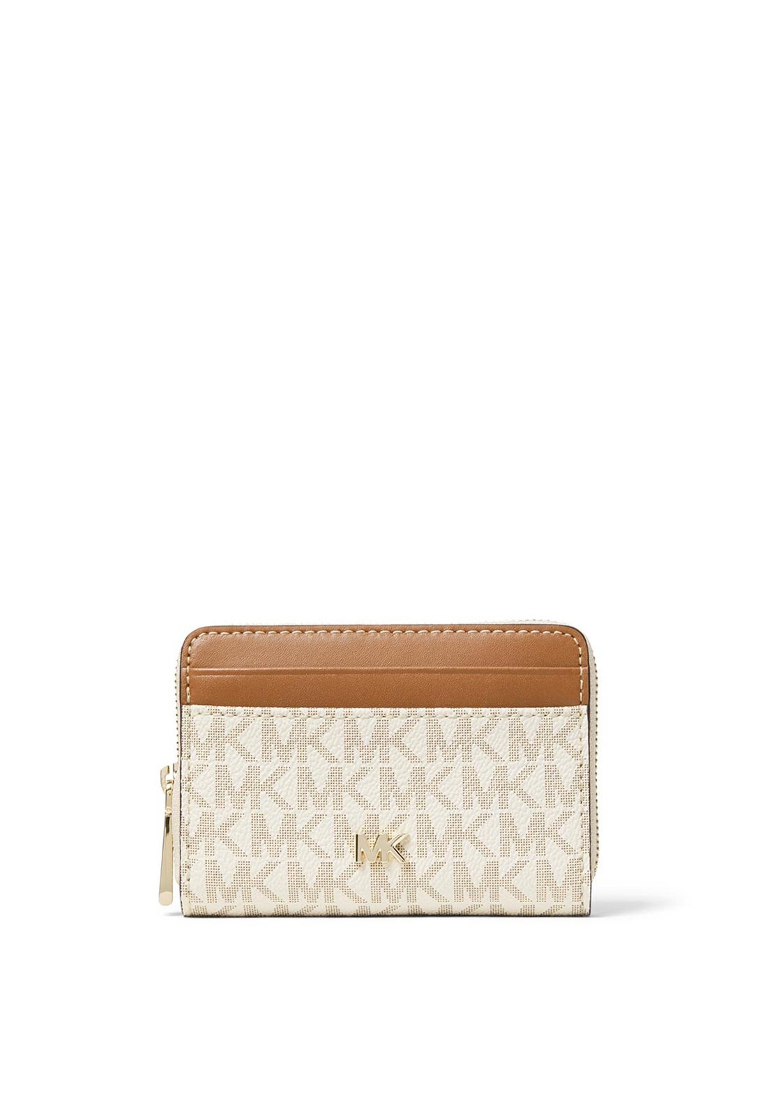 5c3bf544c1c1 MICHAEL Michael Kors Money Pieces Mini Wallet, Vanilla. Be the first to  review this product