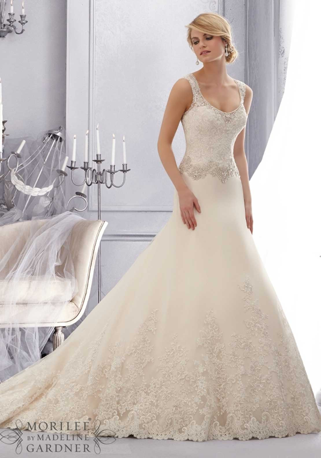 MORI LEE BRIDAL 14 IVO