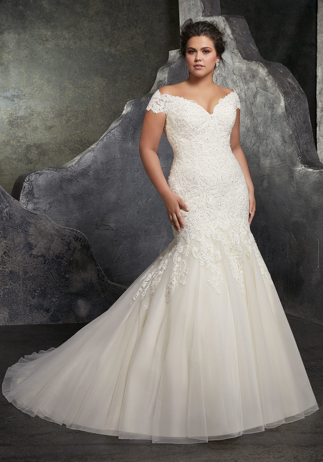 Mori Lee 3234 Wedding Dress