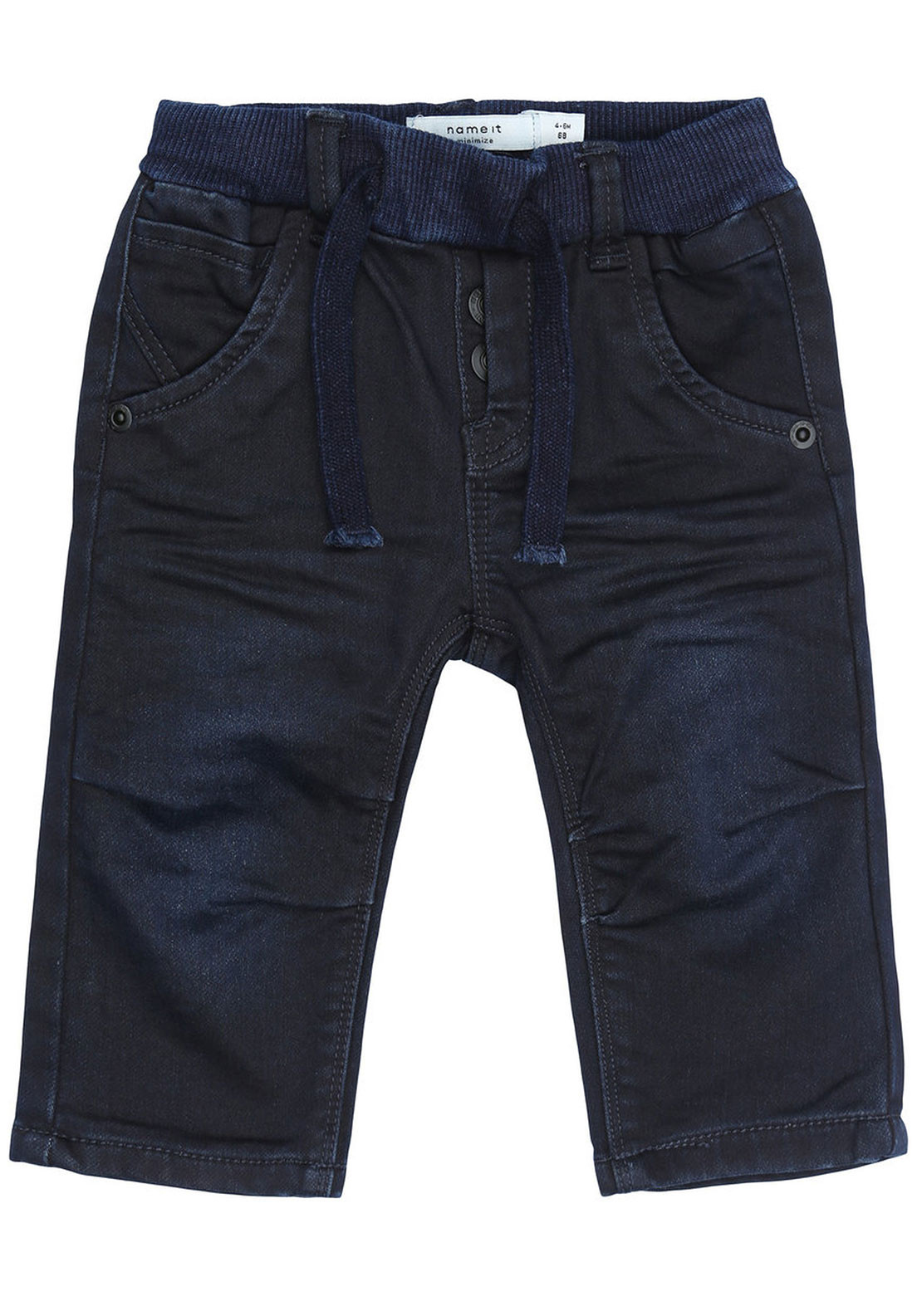 Name It Baby Boys And Jeans, Blue