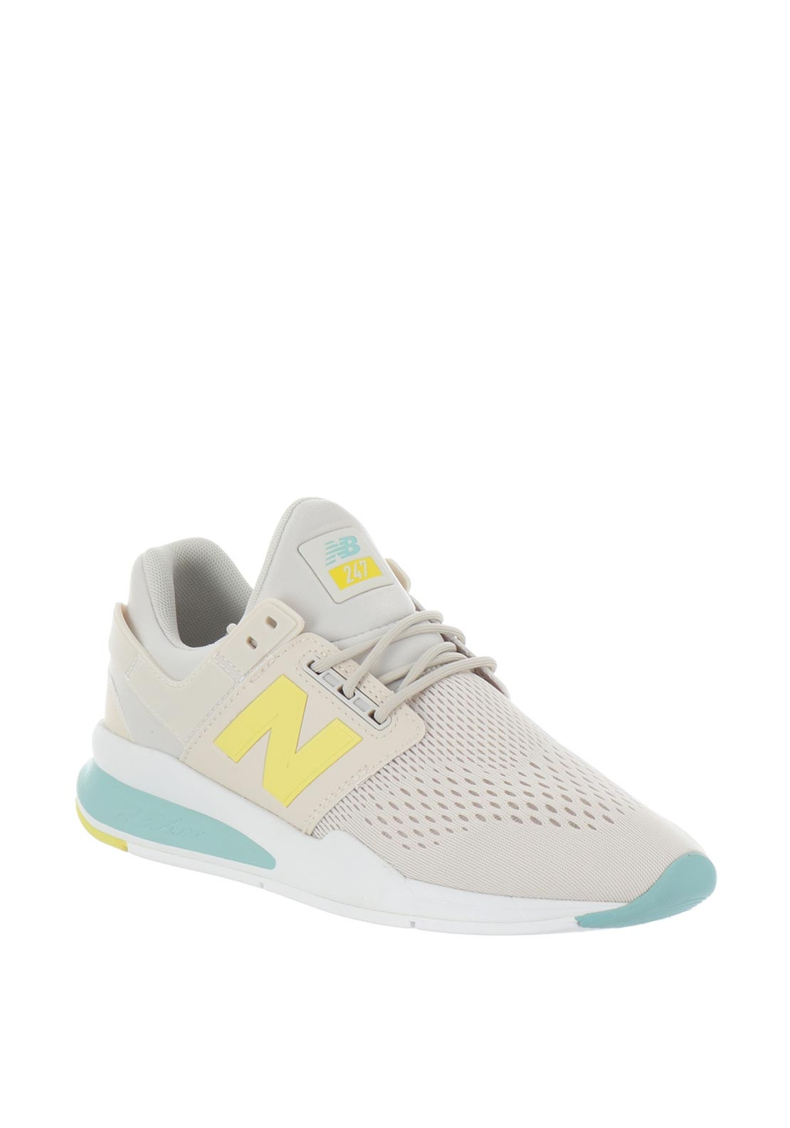 new balance trainers women cream